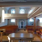 Innenraum vom Altar